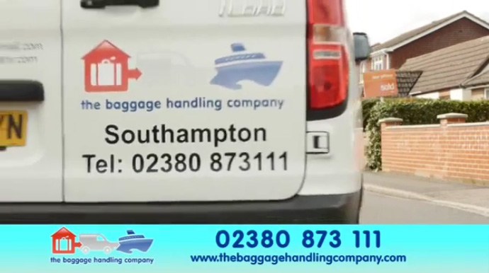 The Baggage Handling Company - Company Video - Book Luggage for Your Cruise Online Now